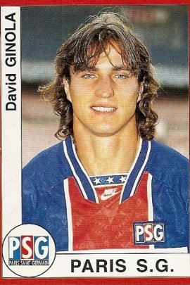 photo David Ginola
