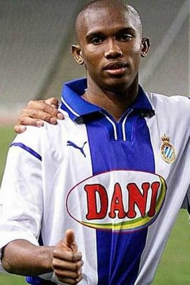 photo Samuel Eto'o
