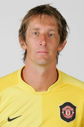 photo Edwin Van der Sar