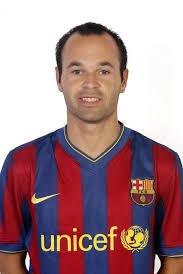 photo Andrés Iniesta