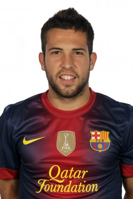 photo Jordi Alba