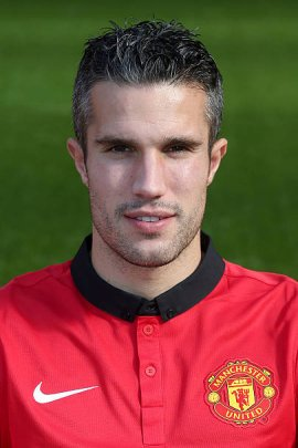 photo Robin van Persie