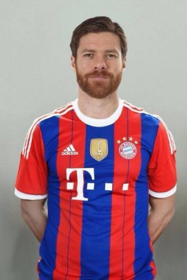 photo Xabi Alonso