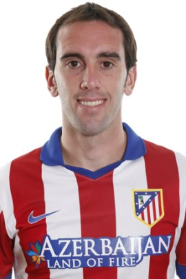 photo Diego Godín