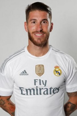 photo Sergio Ramos