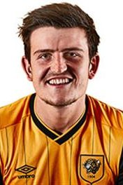 Harry Maguire 2015-2016