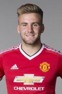 photo Luke Shaw