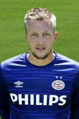 Maillot Domicile PSV YANICK VAN OSCH