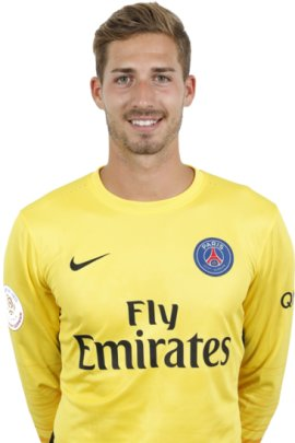 Kevin Trapp 2015-2016