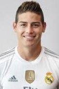 photo James Rodríguez