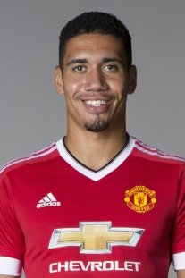 photo Chris Smalling