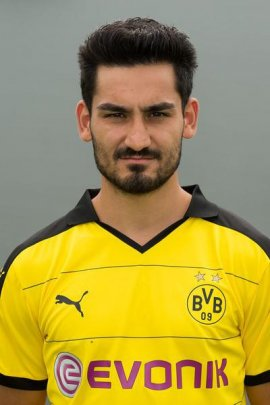 photo Ilkay Gündogan