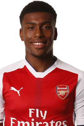photo Alex Iwobi