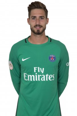 Kevin Trapp 2016-2017