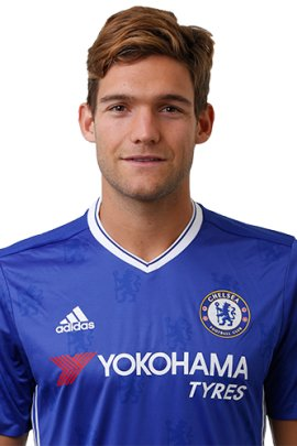 Marcos Alonso 2016-2017