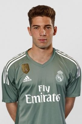 photo Luca Zidane