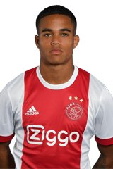 photo Justin Kluivert