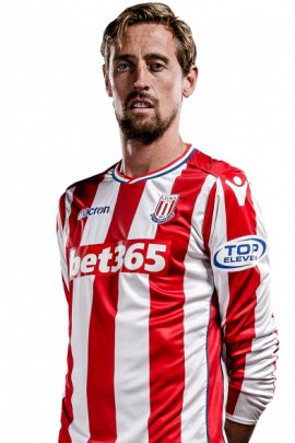 photo Peter Crouch