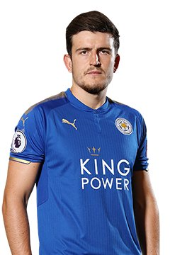 Harry Maguire 2018-2019