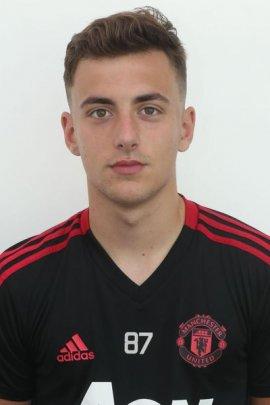 Maillot Extérieur Manchester United Ethan Hamilton