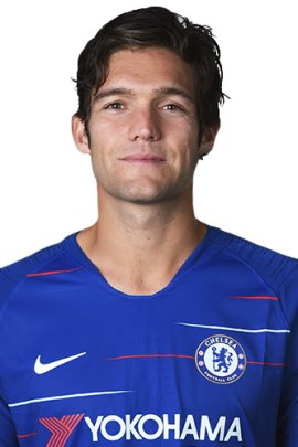 Marcos Alonso 2018-2019