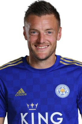photo Jamie Vardy