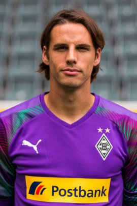 Yann Sommer Borussia M Gladbach Stats Titles Won