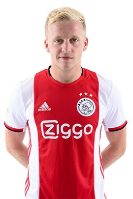 photo Donny van de Beek
