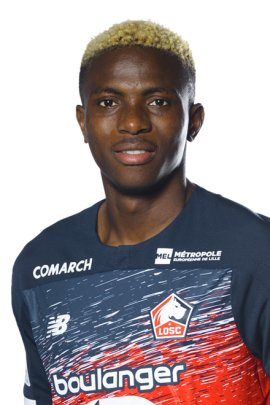 Victor Osimhen 2019-2020