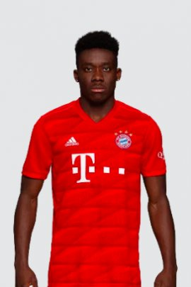 photo Alphonso Davies