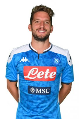 photo Dries Mertens