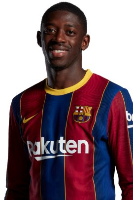 photo Ousmane Dembélé