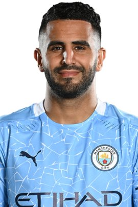 photo Riyad Mahrez
