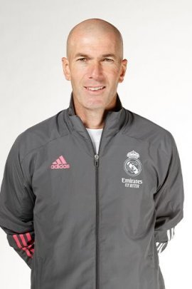 photo Zinédine Zidane