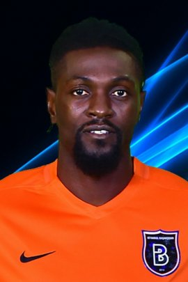 photo Emmanuel Adebayor