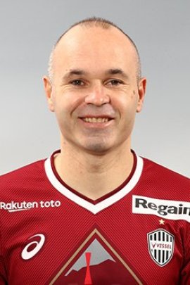 photo Iniesta