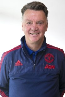 photo Louis van Gaal