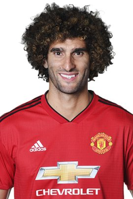 photo Marouane Fellaini