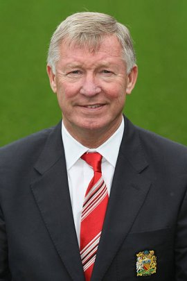 photo Sir Alex Ferguson