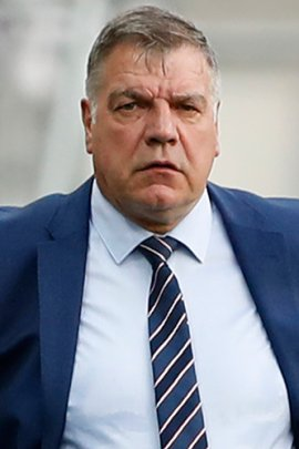 photo Sam Allardyce
