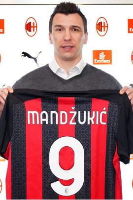photo Mandzukic