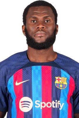 Franck Kessié - AC Milan - Stats - titles won