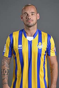 photo Wesley Sneijder