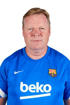 photo Ronald Koeman