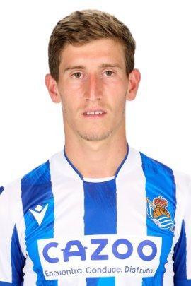 Maillot Domicile Real Sociedad Roberto López