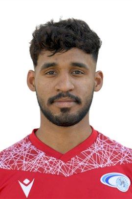 Salem Al Blooshi Abdullah - Al Wahda Abu Dhabi