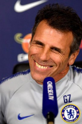 photo Gianfranco Zola
