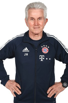 photo Jupp Heynckes