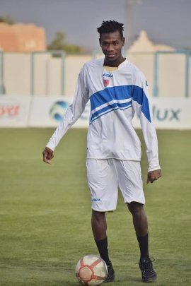 photo Ibrahima Lafine Sylla