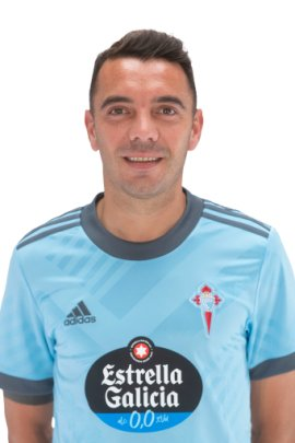 photo Iago Aspas